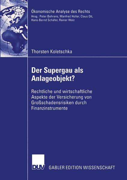 Der Supergau als Anlageobjekt? als Buch