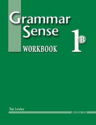 Grammar Sense 1B als Taschenbuch