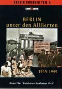 Die Berlin Chronik 5. Berlin unter den Alliierten als DVD