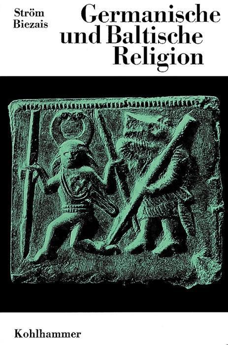 Germanische und baltische Religion als Buch
