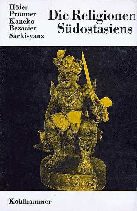 Die Religionen Südostasiens als Buch