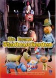 Gebrüder Diehl Puppentrick-Edition - Die Bremer Stadtmusikanten als DVD