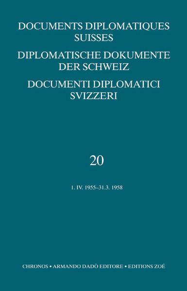 Diplomatische Dokumente der Schweiz. als Buch
