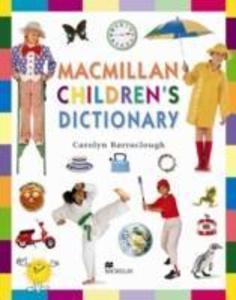 Macmillan Children's Dictionary als Taschenbuch