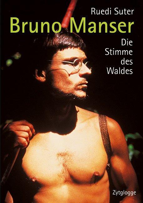 Bruno Manser als Buch