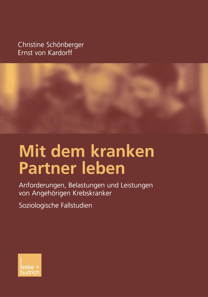Mit dem kranken Partner leben als Buch