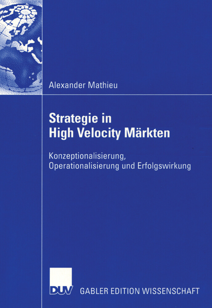 Strategie in High Velocity Märkten als Buch