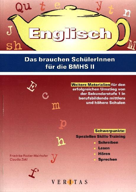 Englisch: Das brauchen SchülerInnen für die BMHS II als Buch