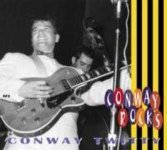 Conway Rocks als CD