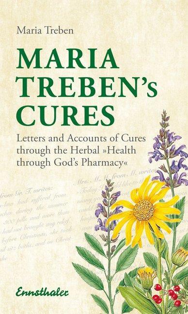 Maria Treben's Cures als Buch