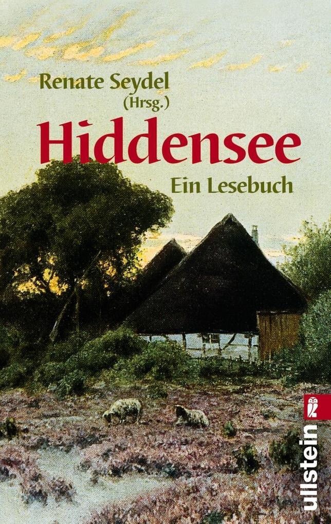 Hiddensee. Ein Lesebuch als Taschenbuch
