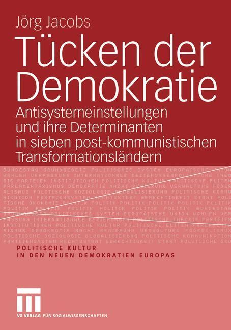 Tücken der Demokratie als Buch