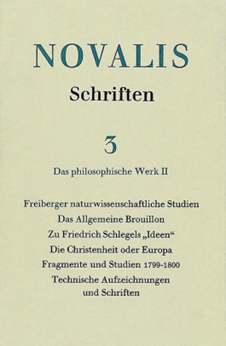 Das philosophische Werk II als Buch