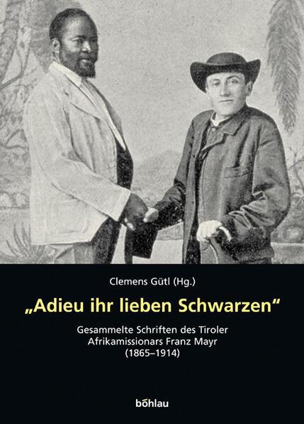 """""""Adieu ihr lieben Schwarzen"""" als Buch"""