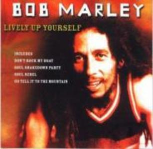 Lively Up Yourself als CD