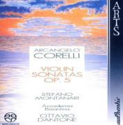 Violin Sonatas op.5 als CD