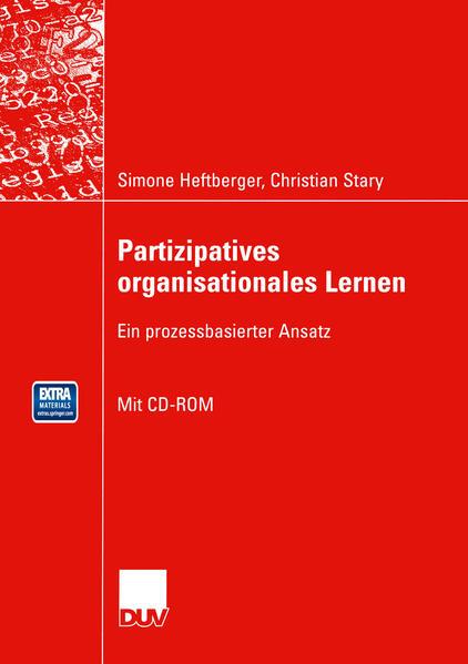Partizipatives organisationales Lernen als Buch