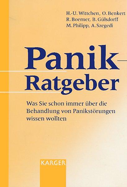 Panik-Ratgeber als Buch