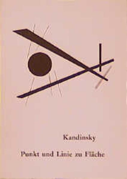 Punkt und Linie zu Fläche als Buch