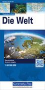 Die Welt. Physikalische Ausgabe 1 : 50 000 000