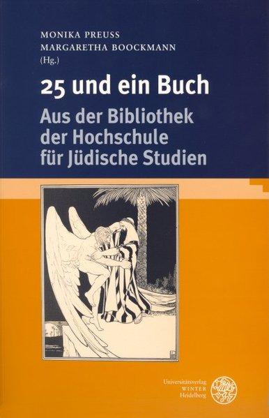25 und ein Buch als Buch