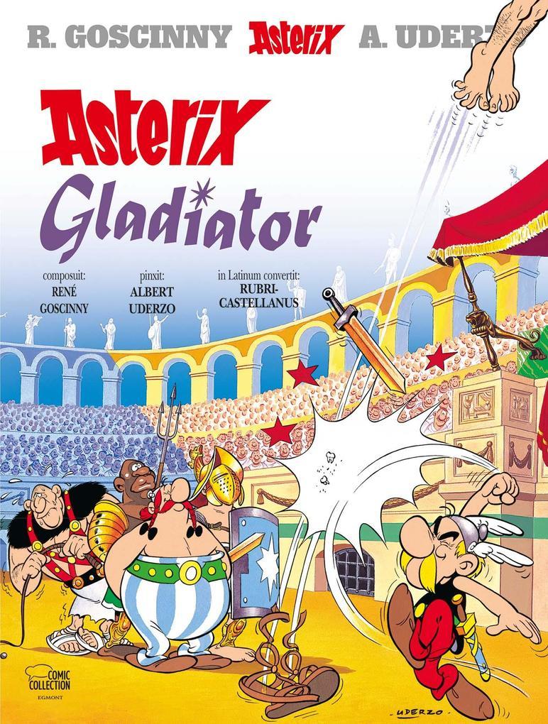 Asterix latein 04 als Buch