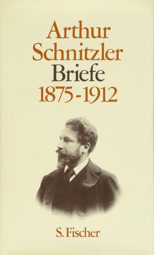 Briefe 1875-1912 als Buch