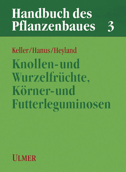 Handbuch des Pflanzenbaues 3 als Buch von