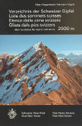 SAC Schweizer Gipfel über 2000m als Buch