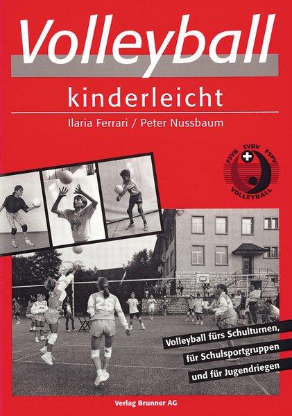 Volleyball kinderleicht als Buch