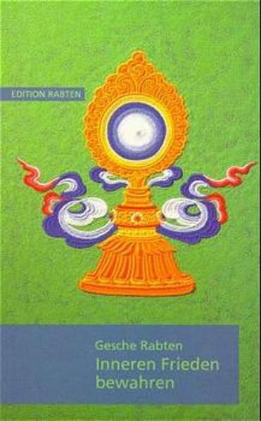 Inneren Frieden bewahren als Buch