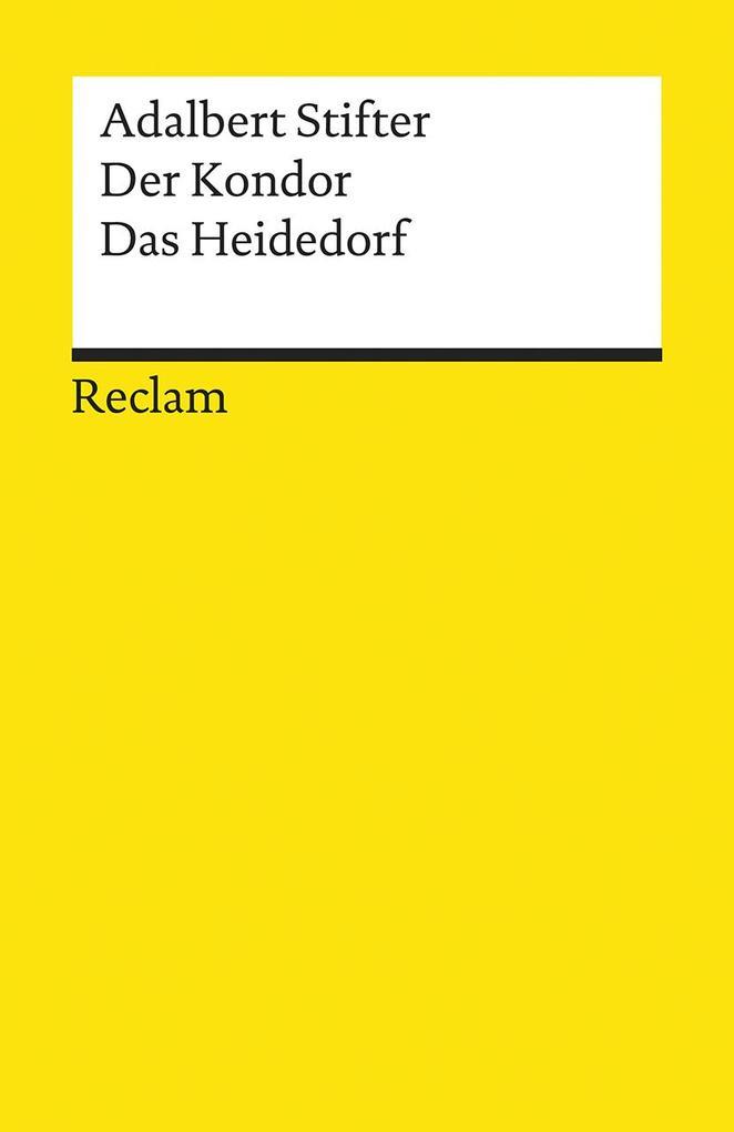 Der Kondor / Das Heidedorf als Taschenbuch