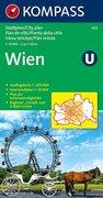 Wien Stadtplan 1 : 15 000