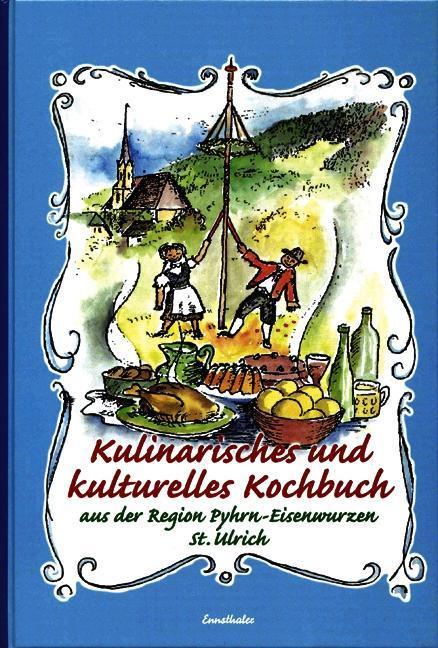 Kulinarisches und Kulturelles als Buch