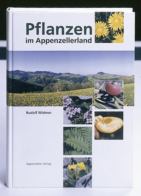 Pflanzen im Appenzellerland als Buch