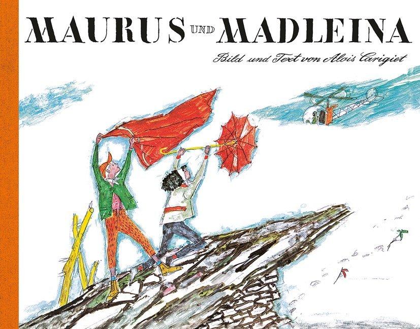 Maurus und Madleina als Buch