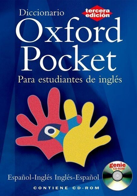 Dicc oxf pocket esp-ing/ing-esp 3ed als Taschenbuch