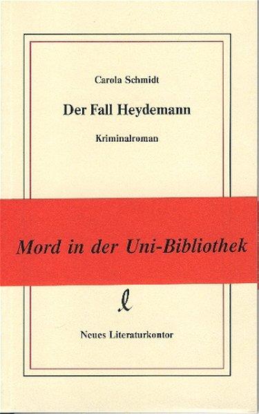 Der Fall Heydemann als Buch