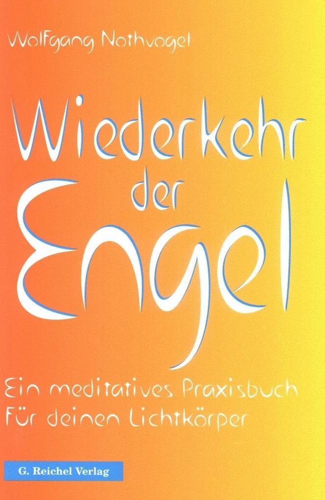 Wiederkehr der Engel als Buch