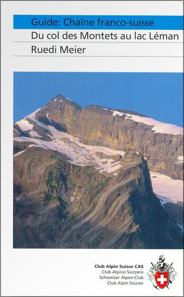 Guide: Chaîne franco-suisse als Buch