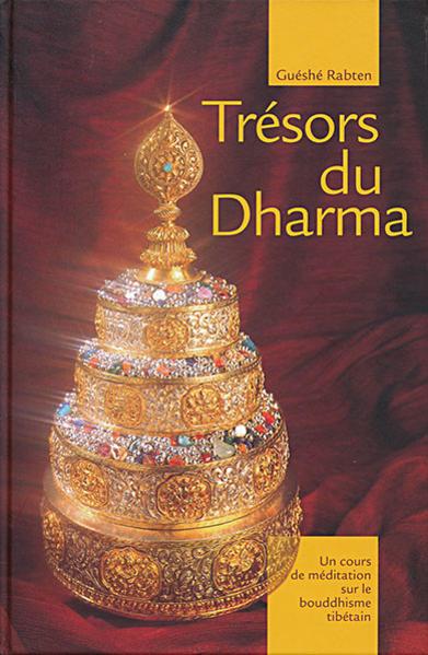 Trésors du Dharma als Buch