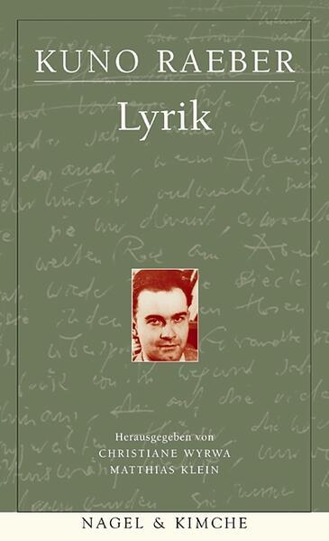 Werke 1. Lyrik als Buch