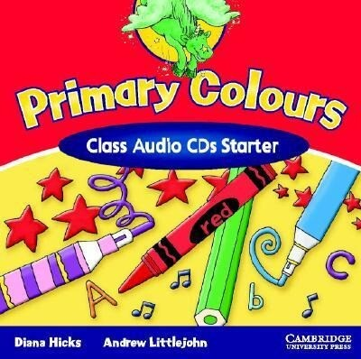Primary Colours Class Starter als Hörbuch