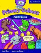 Primary Colours 3 Activity Book als Taschenbuch