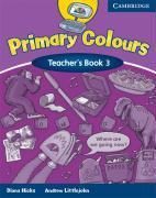 Primary Colours 3 Teacher's Book als Taschenbuch