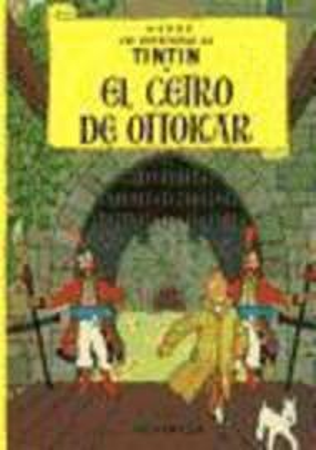 Tintín: El cetro de Ottokar als Taschenbuch