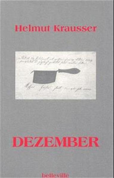 Dezember als Buch
