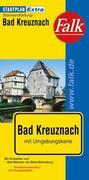 Falk Stadtplan Extra Standardfaltung Bad Kreuznach