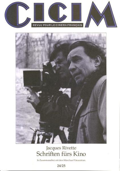 Schriften fürs Kino als Buch