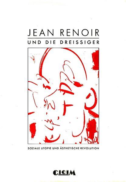 Jean Renoir und die Dreißiger als Buch